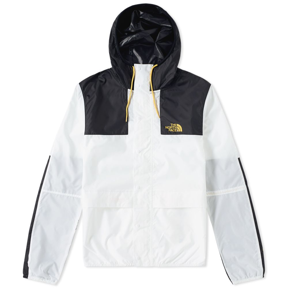 2076b06f3b The North Face 1985 Seasonal Celebration Jacket TNF White   TNF ...