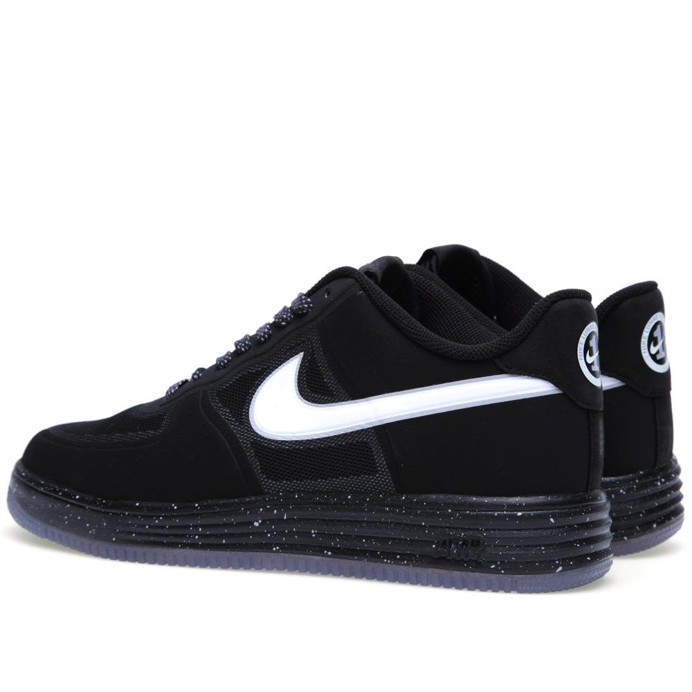 innovative design 36660 3ce91 Nike Lunar Force 1 Fuse NRG Black   White   END.