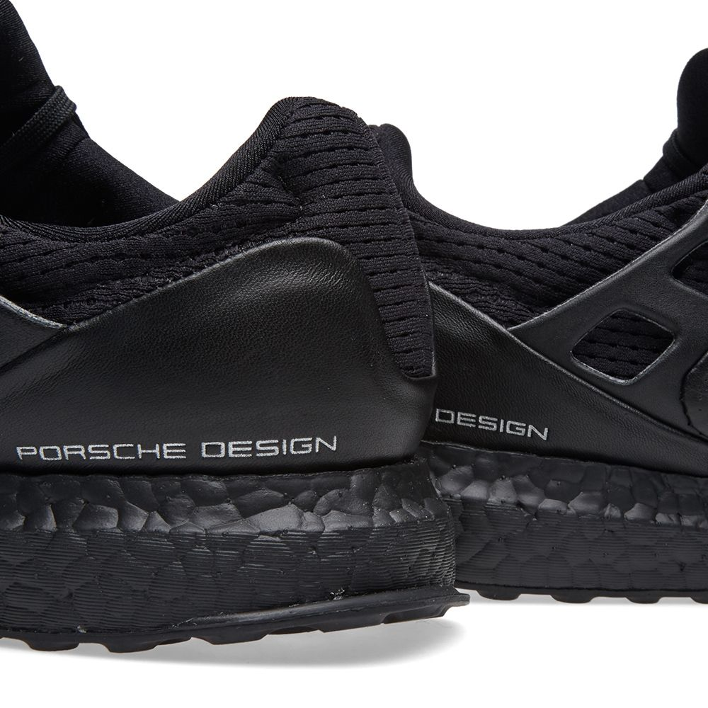 d9431b2cb32f Adidas Porsche Design Ultra Boost Trainer Black