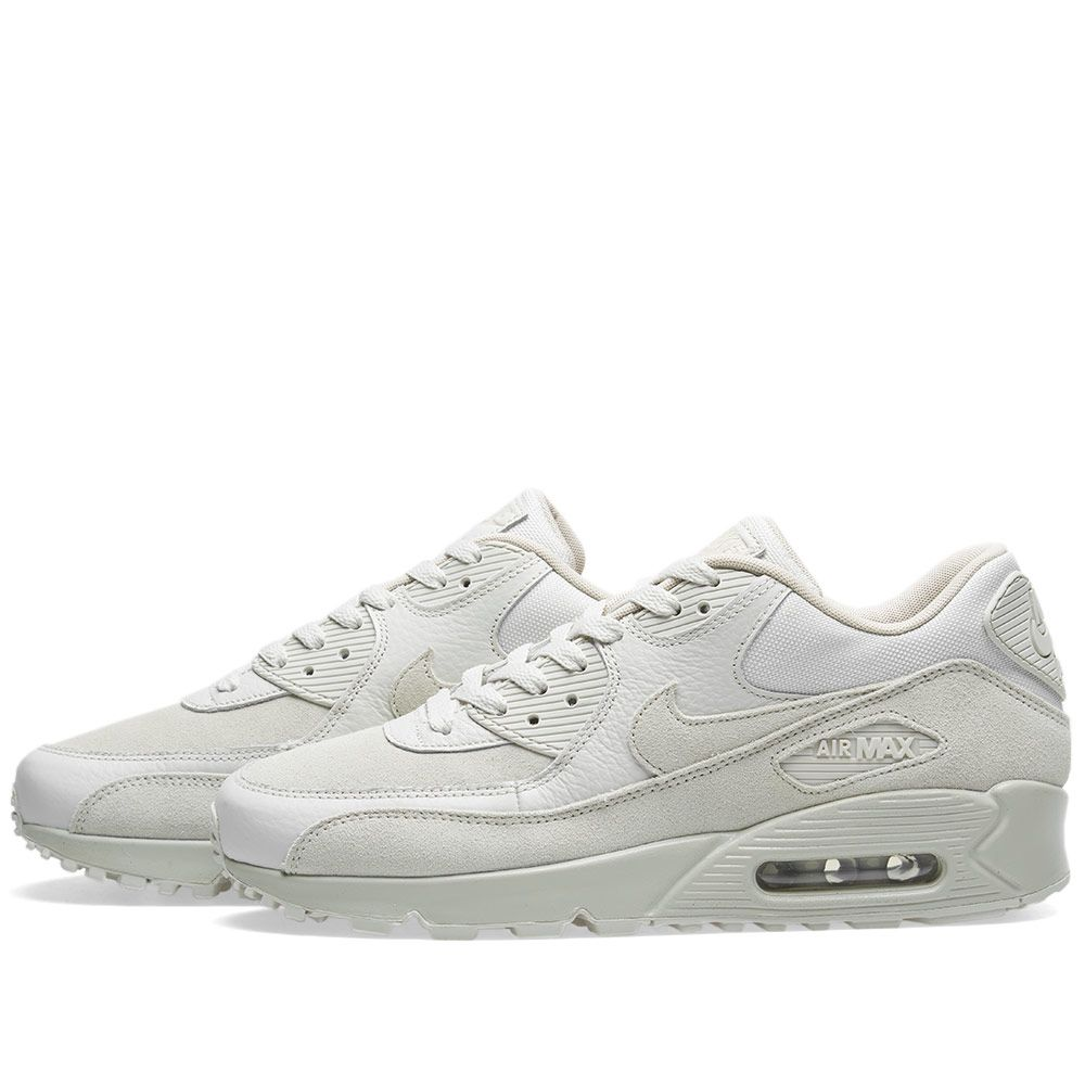 newest collection db46c b4fc6 Nike Air Max 90 Premium Light Bone   String   END.