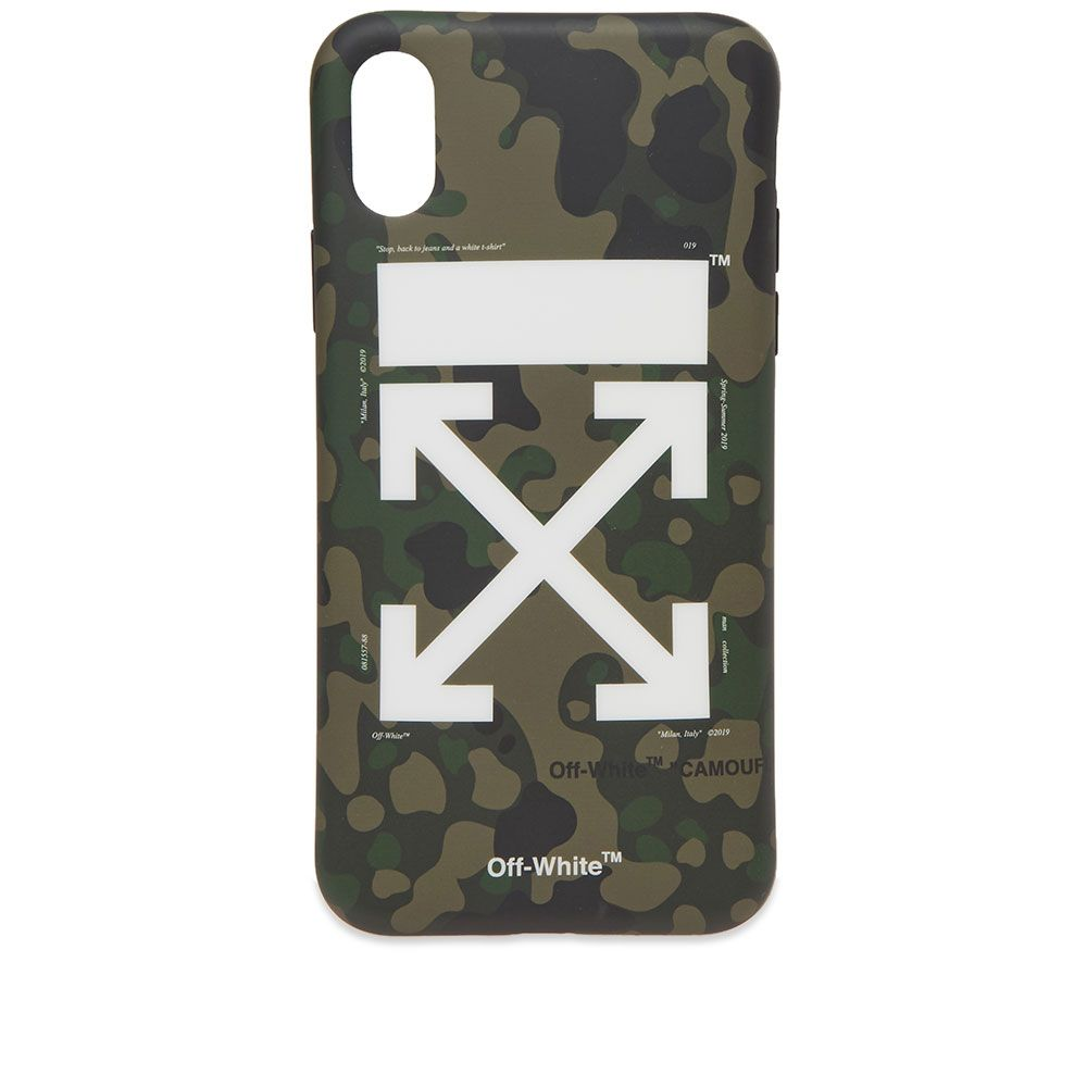 Off White Arrow Iphone X Cover by Off White
