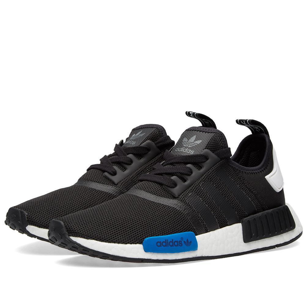 cheap for discount 31531 64498 Adidas NMD Runner. Core Black   White
