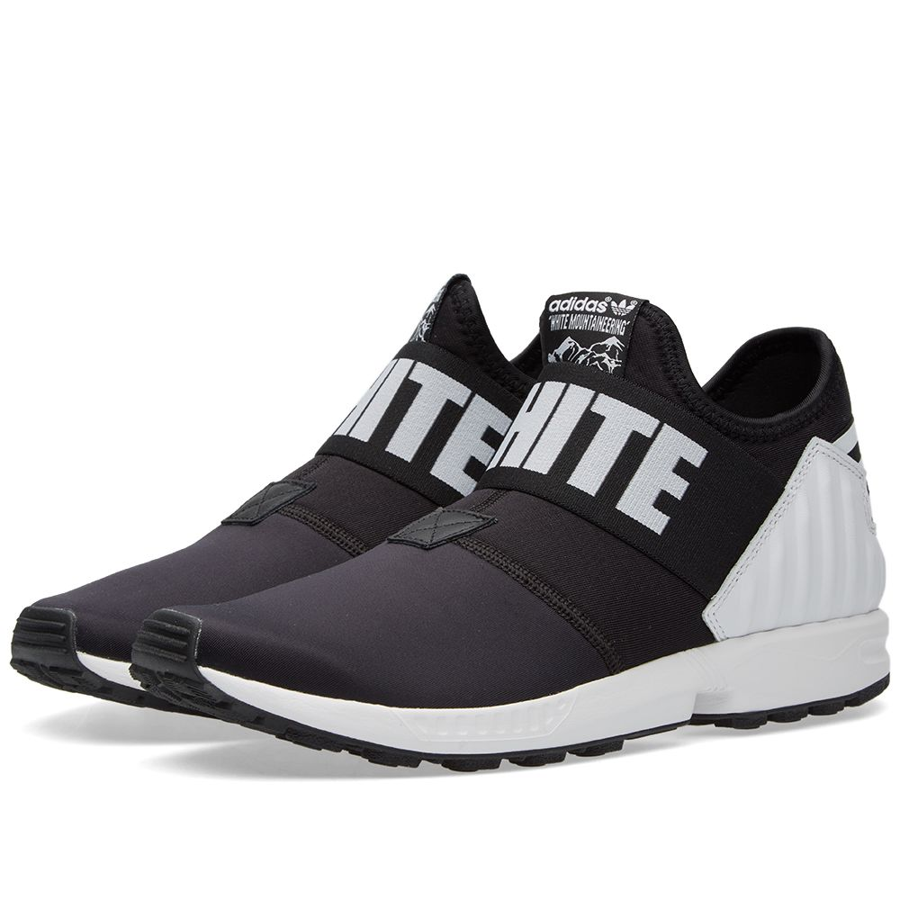 e72d86615f58 homeAdidas x White Mountaineering ZX Flux Plus. image. image. image. image.  image. image. image