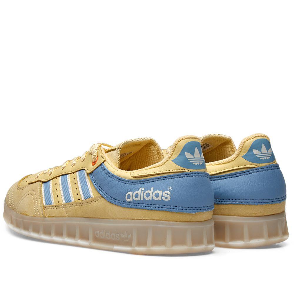 best service e6763 8d542 Adidas x Oyster Holdings Handball Top. Yellow ...