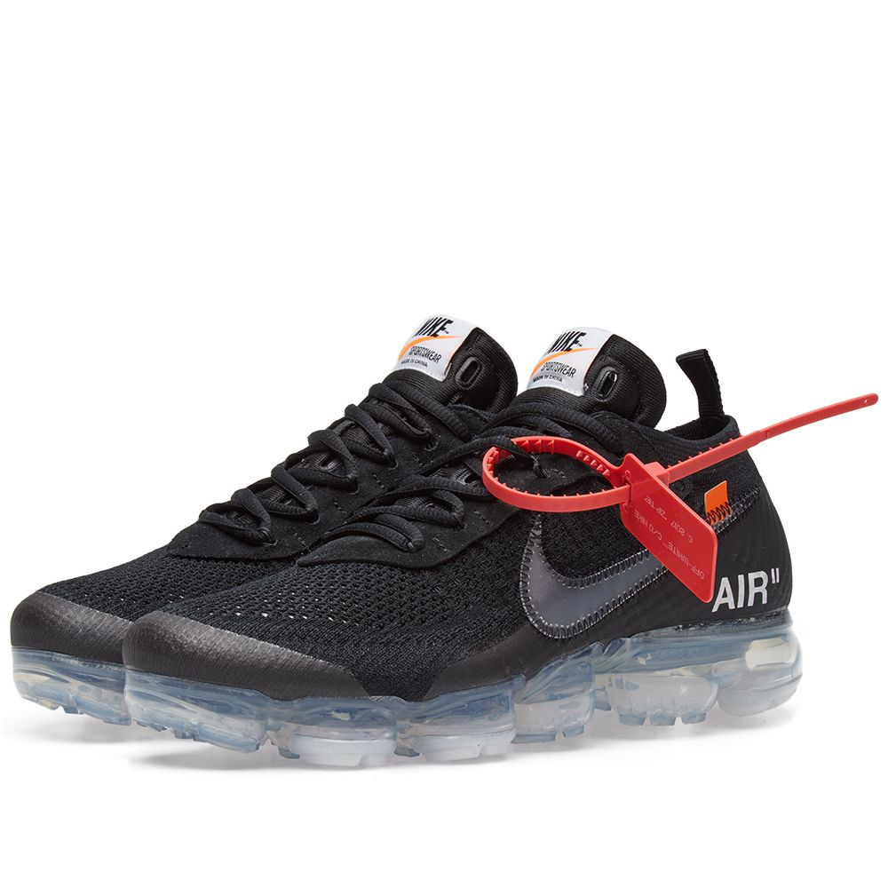 32ef1985e25 The 10  Nike Air Vapormax Flyknit. Black. £209. Plus Free Shipping. image