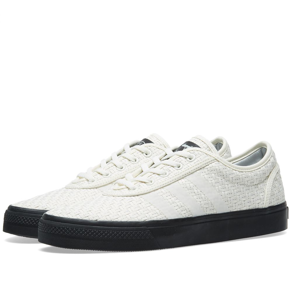 ae5b6f923d51e7 Adidas x Gasius Adi-Ease Off White   Black