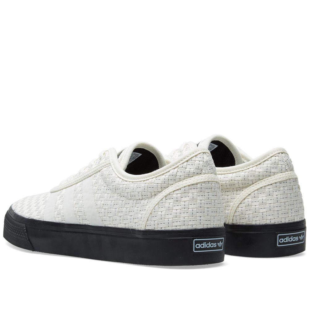 sale retailer 48d80 1d152 Adidas x Gasius Adi-Ease. Off White  Black