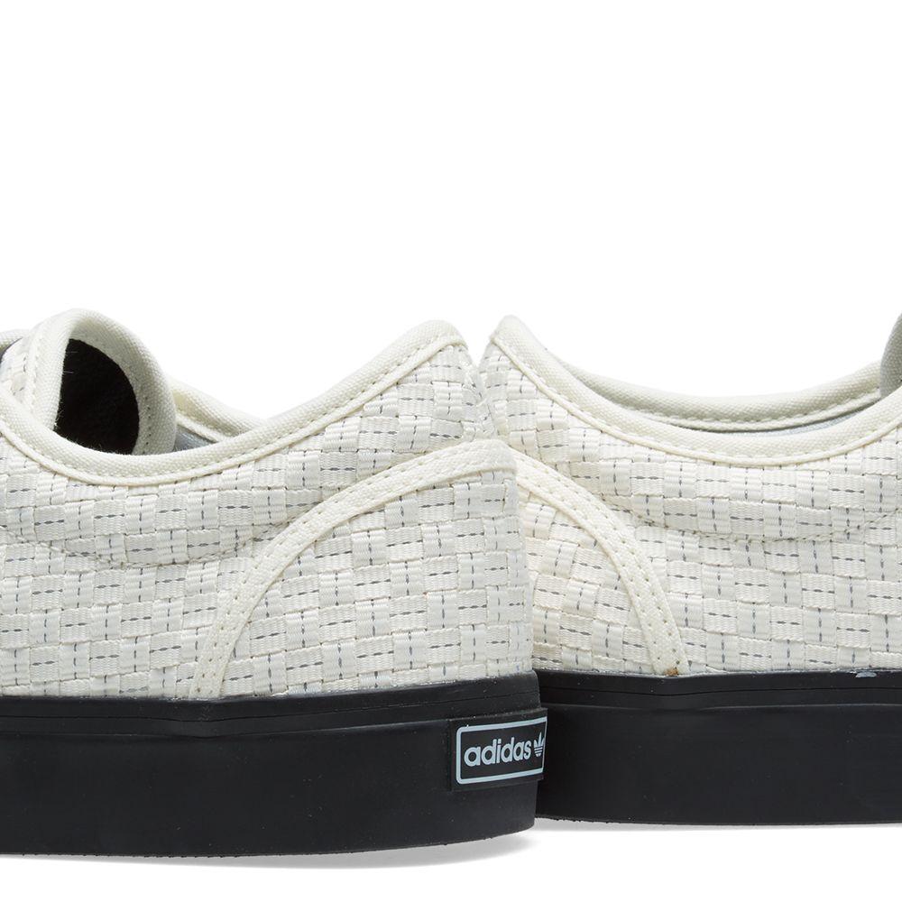 sale retailer 2eb7c de931 Adidas x Gasius Adi-Ease. Off White  Black