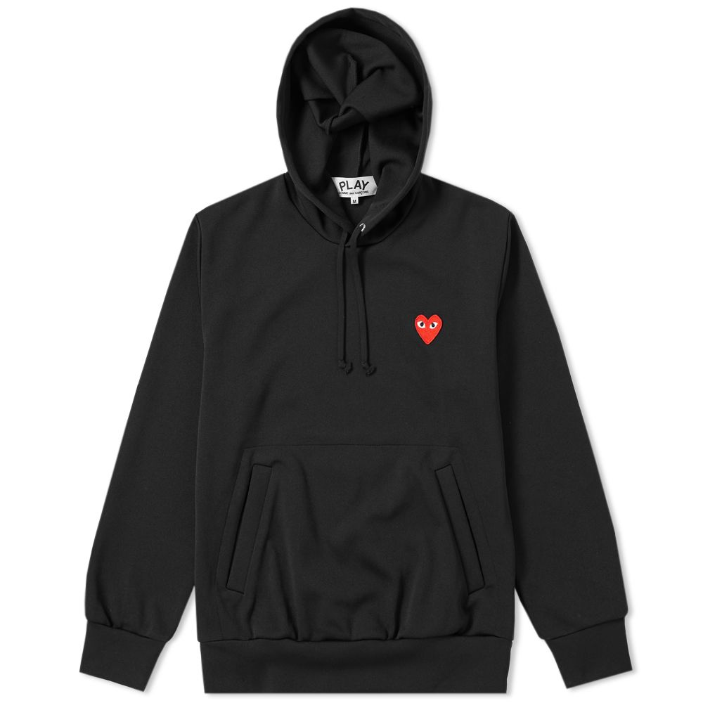 9cad2578667c homeComme des Garcons Play Pullover Hoody. image. image. image. image.  image. image. image. image
