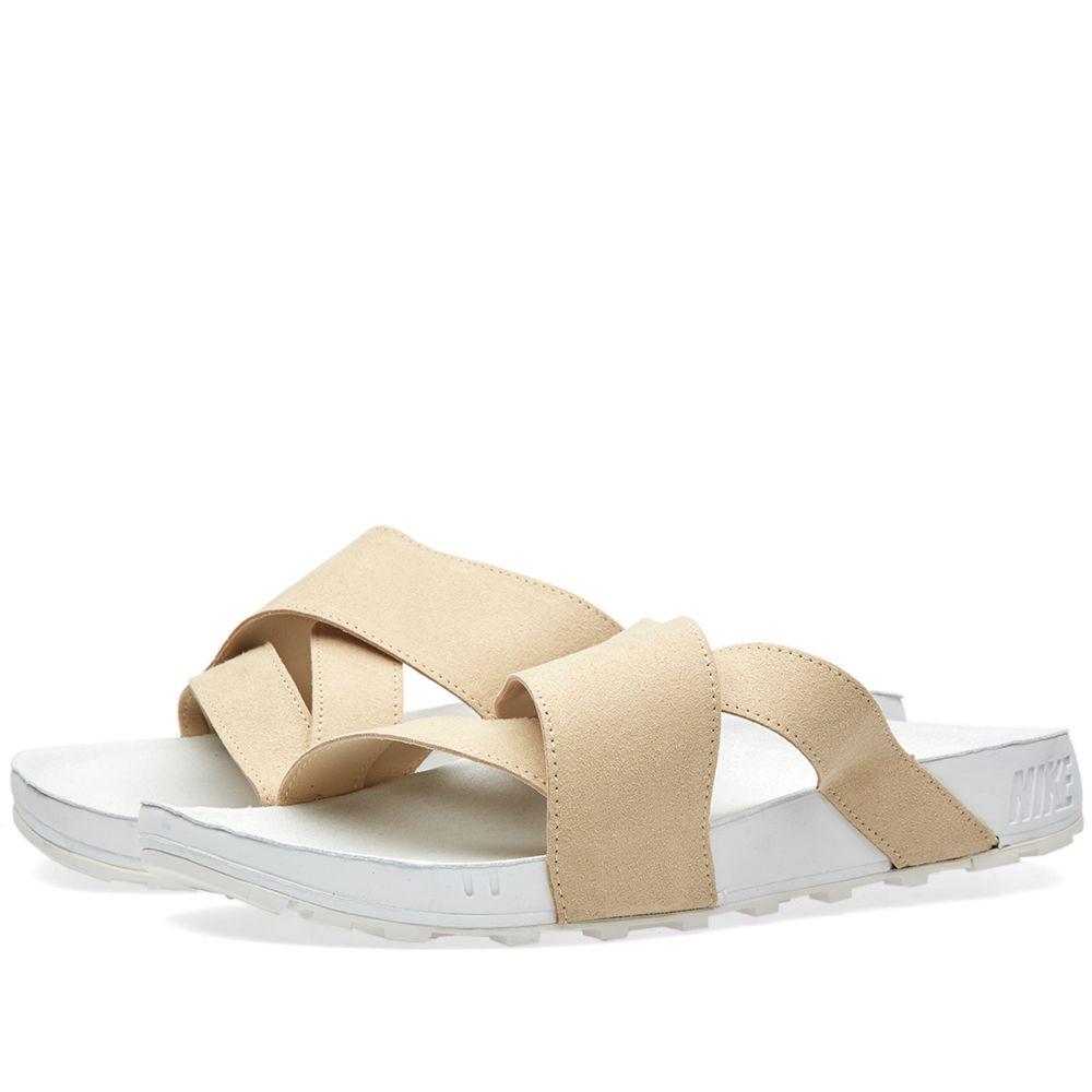 f05aa7c893ff Nike Taupo QS Linen   Summit White