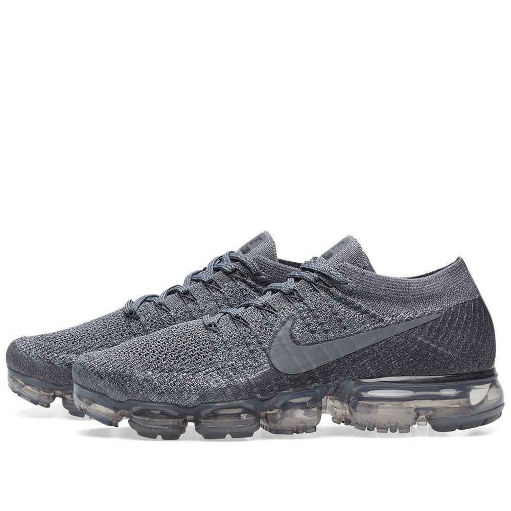 b347035b257 NikeLab Air Vapormax Flyknit Cool Grey   Dark Grey