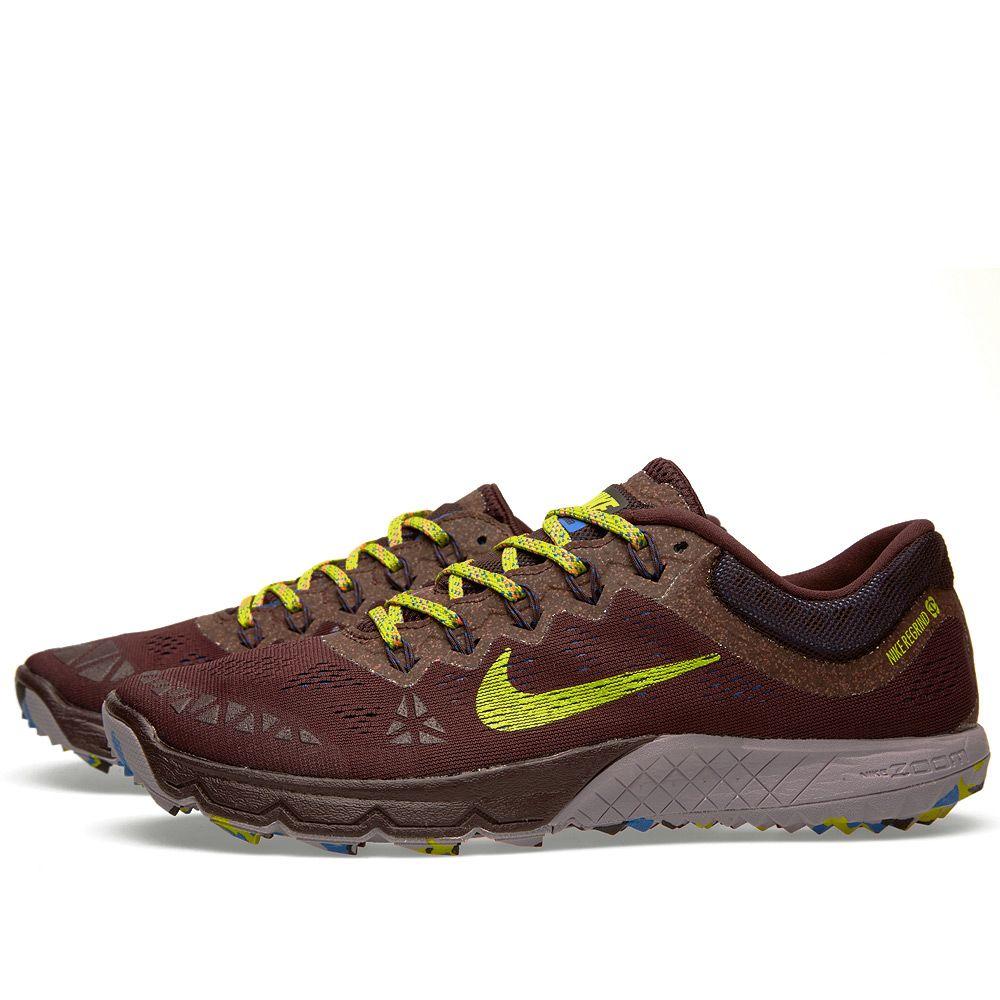 b21bcc038a696 Nike Zoom Terra Kiger 2 Deep Burgundy