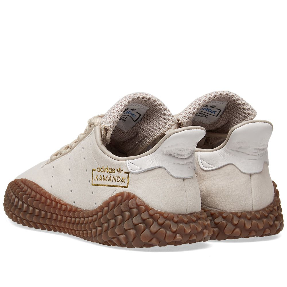 fadea5a3b9a Adidas Kamanda 01 Clear Brown   Crystal White