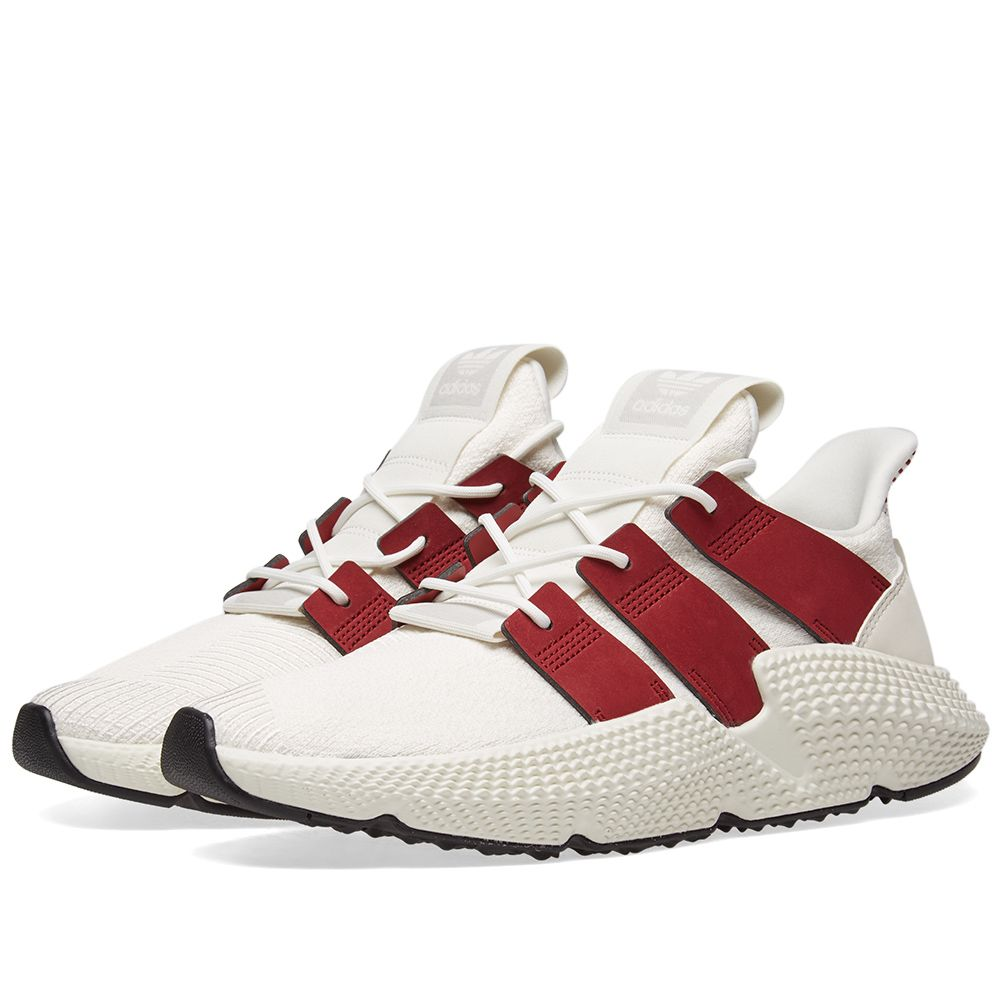 newest 9fe73 5dbf3 Adidas Prophere Cloud White  Core Black  END.