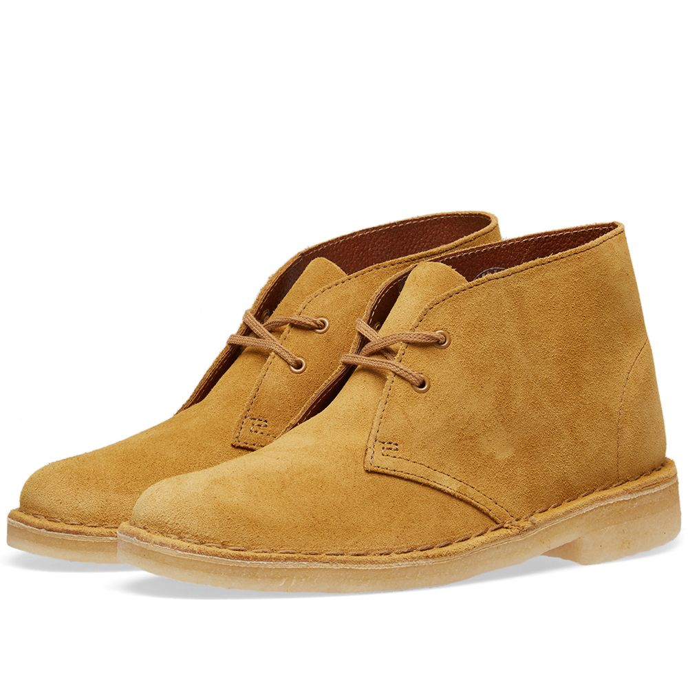 a7c2dfc6c5534a Clarks Originals Desert Boot W Oak Suede