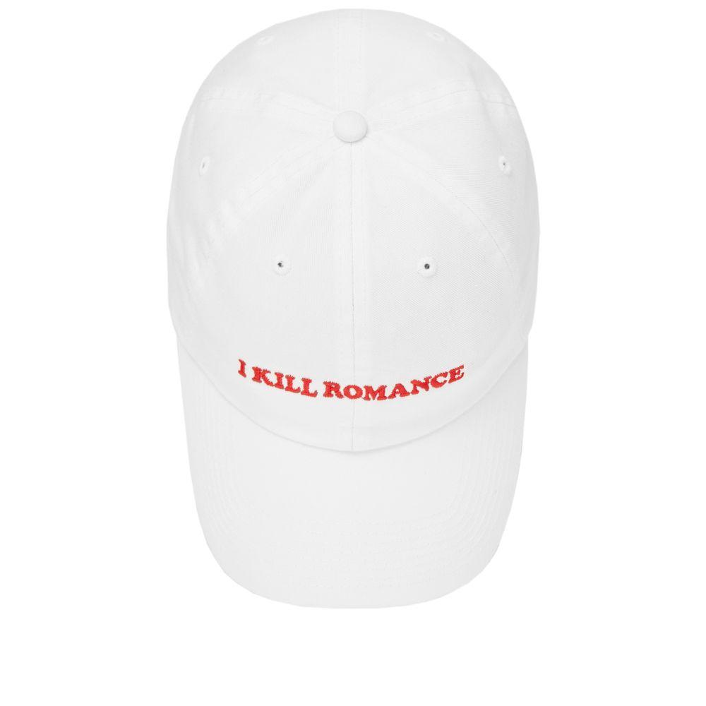 NASASEASONS I Kill Romance Cap White  5a089496c95b
