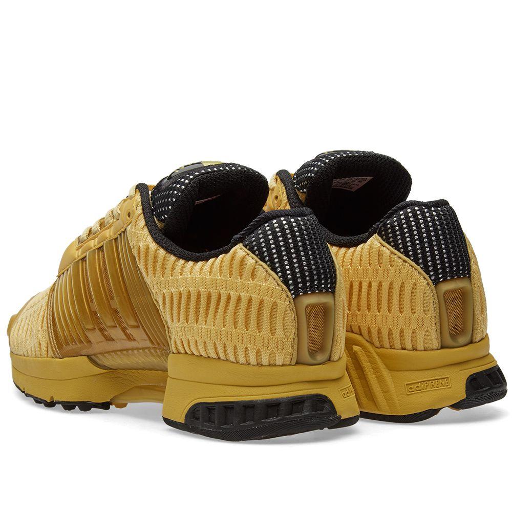 huge selection of 6d58a 6b053 Adidas ClimaCool 1. Gold Metallic  Black