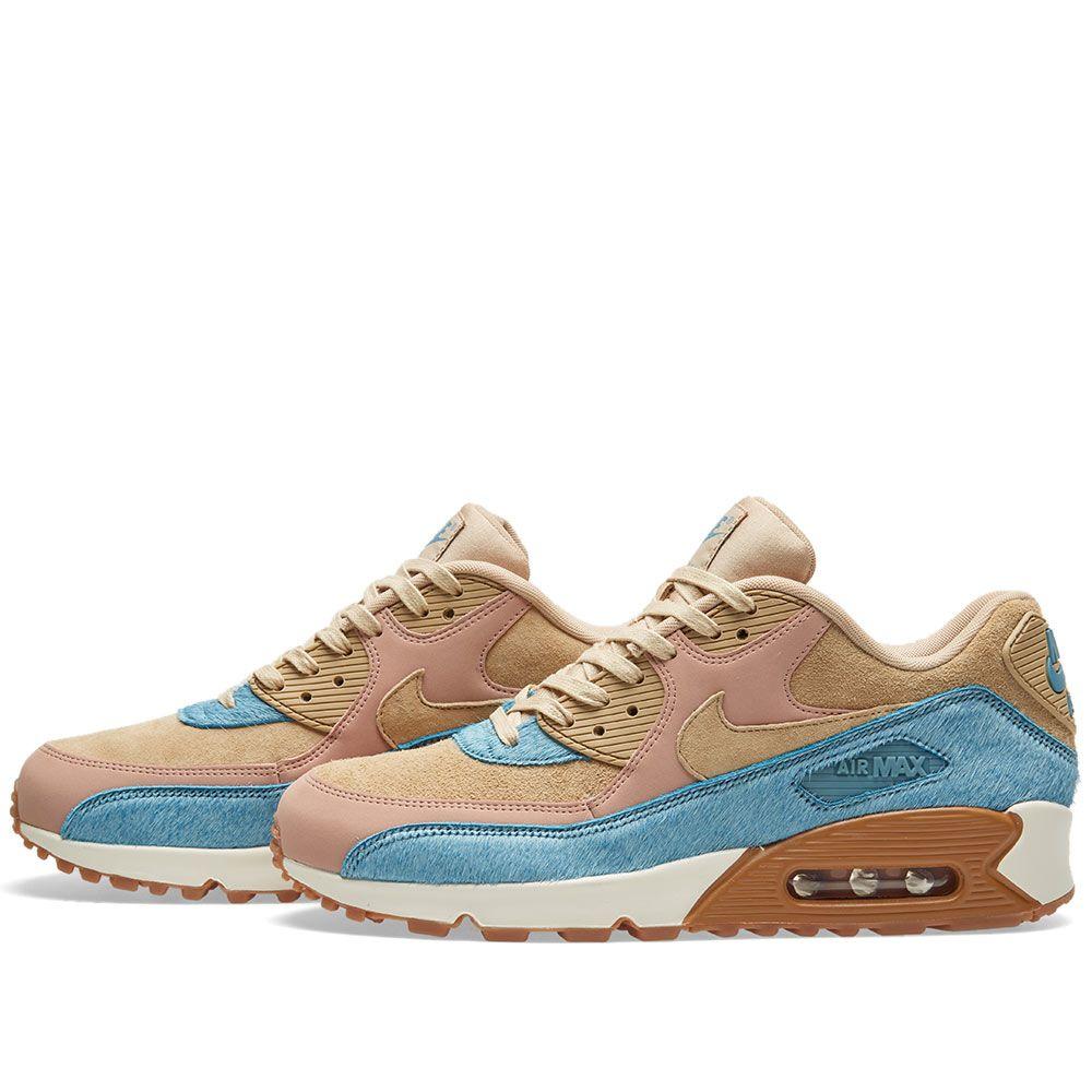 f6d7181b6349 Nike Air Max 90 LX W Mushroom