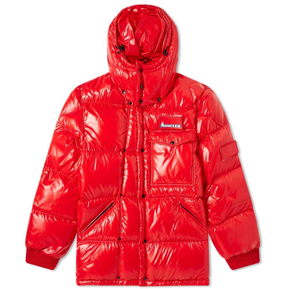 53e1c68b6 Moncler Genius - 7 Moncler Fragment Hiroshi Fujiwara - Anthem Jacket ...