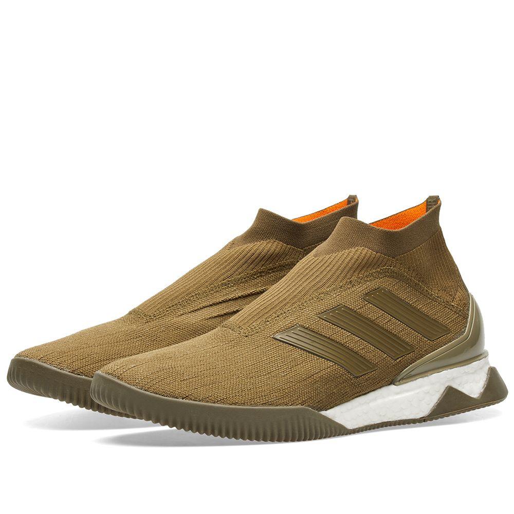 Adidas Consortium Nemeziz Predator Tango 18+ TR Trace Olive   Bright . 4d26129d3