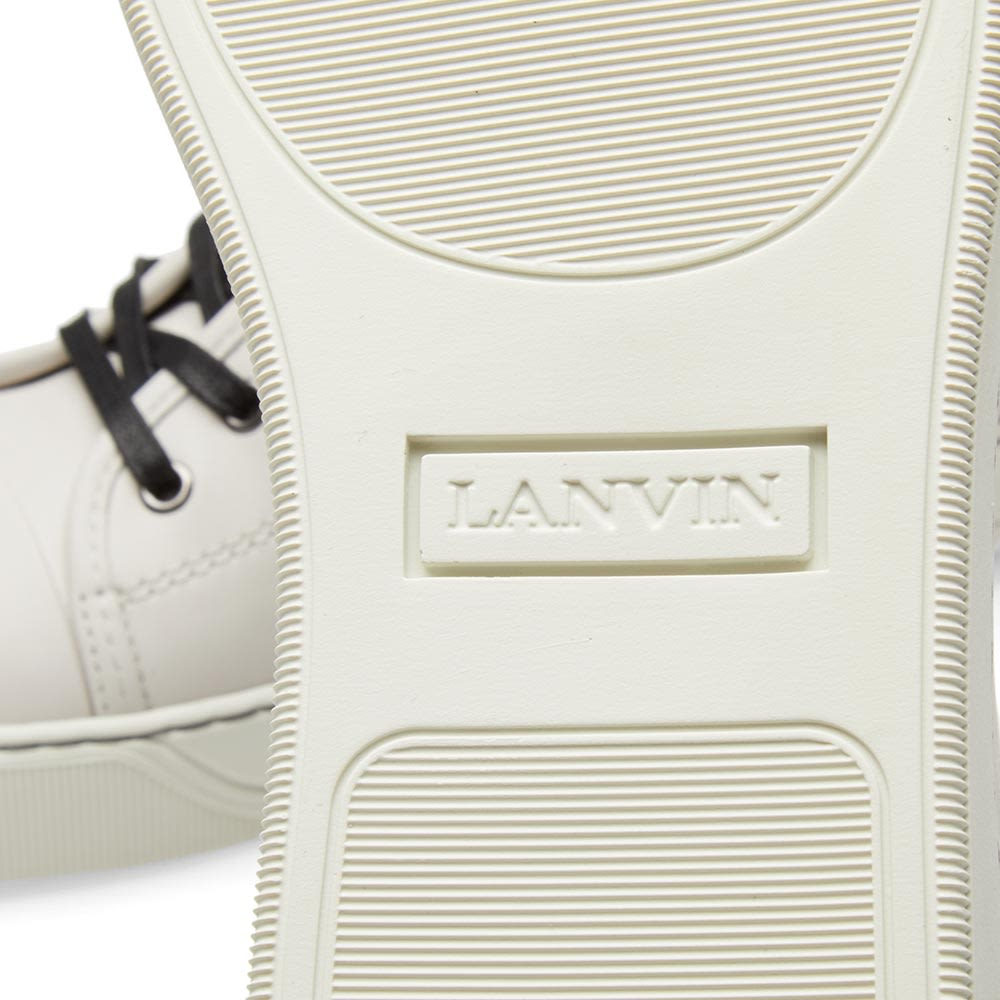 1a88eab55ce Lanvin Toe Cap Matte Leather Low Sneaker. Chalk.  505  255. Plus Free  Shipping. image. image. image. image. image