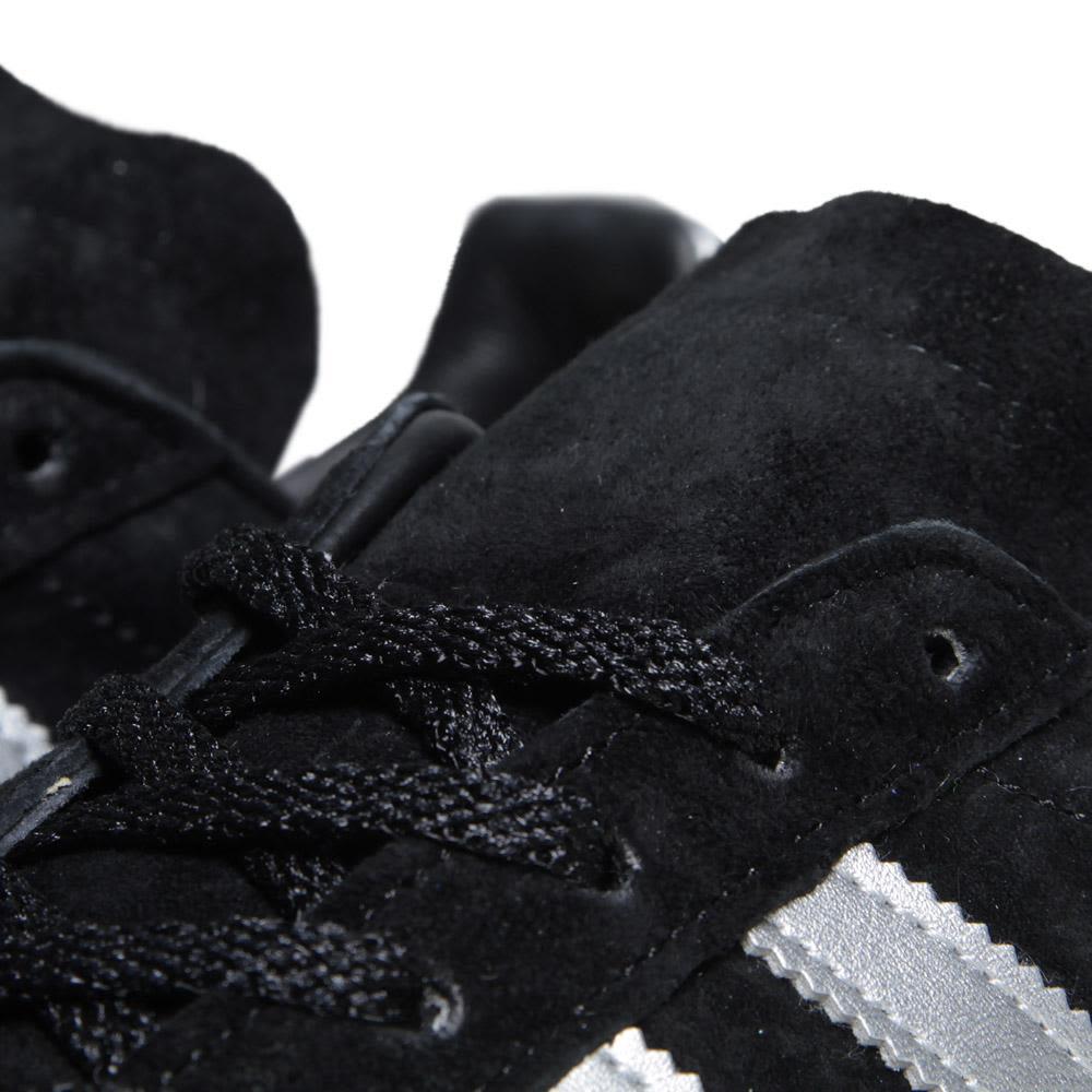 hot sale online 1667e 6068a Adidas x Mita Campus 80s. Black  Metallic Silver. AU149 AU65. image