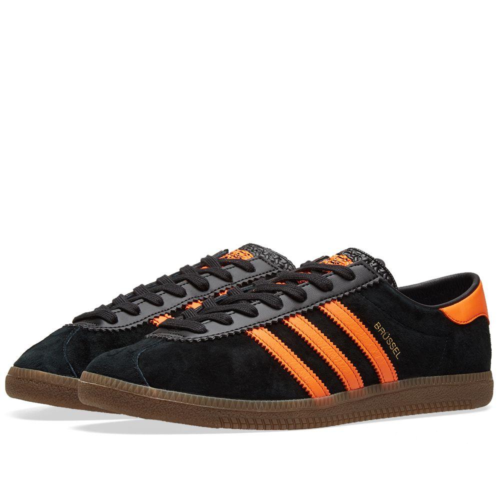 c8007d2065f8 Adidas Brussels Black