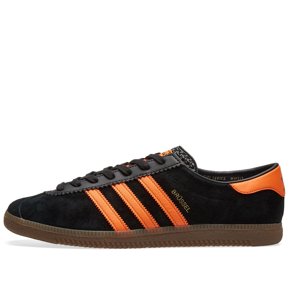36ed3f5eff2f Adidas Brussels. Black ...