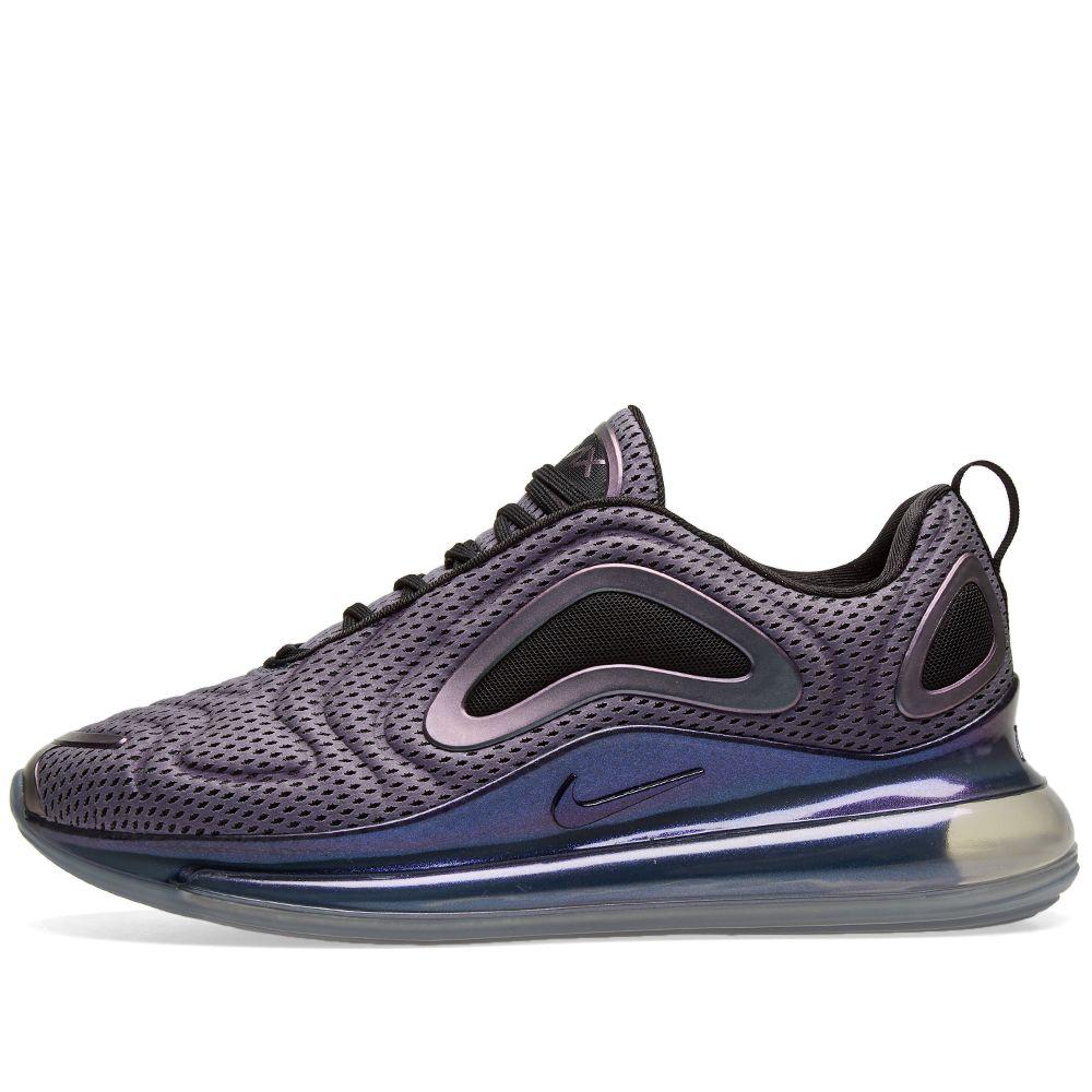 5adfe069d3bed Nike Air Max 720 Silver   Black