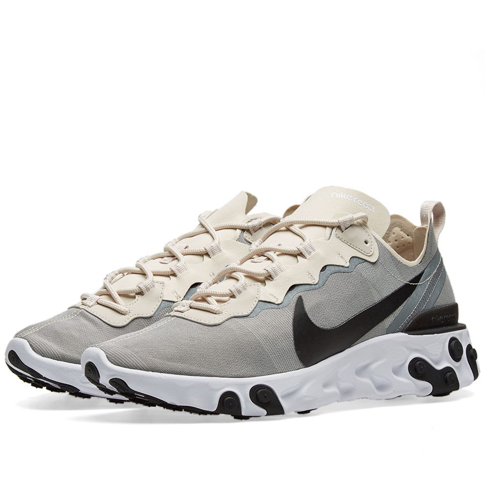0fe4ae08feb71 Nike React Element 55. Light Brown ...