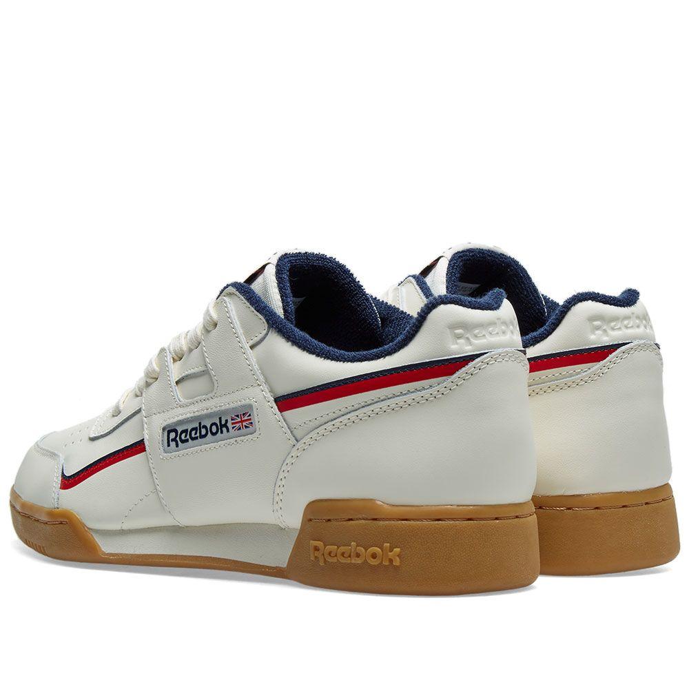 940d22dc6a6 Reebok Workout Plus Vintage Gum White