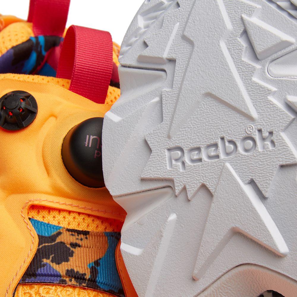 c8631e5b34a8 Reebok Instapump Fury AR Fire Spark   White