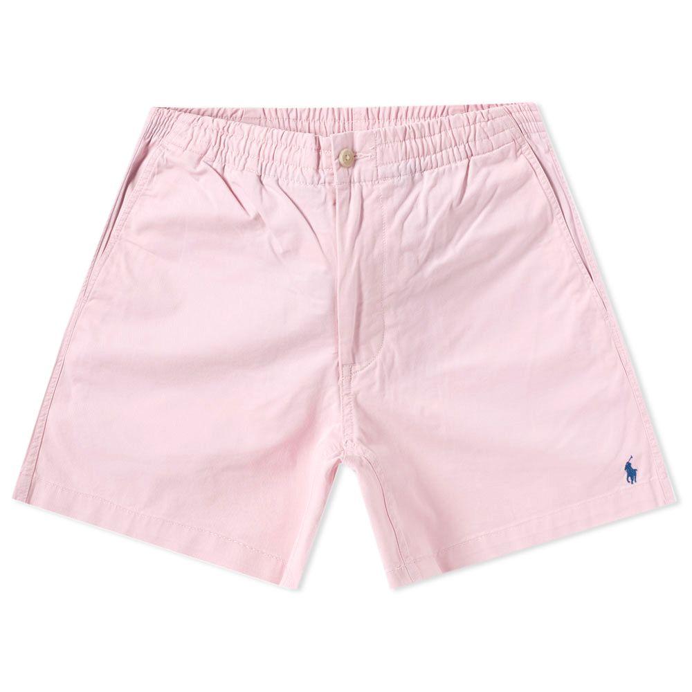 a4a5aab4498 Polo Ralph Lauren Prepster Short Carmel Pink