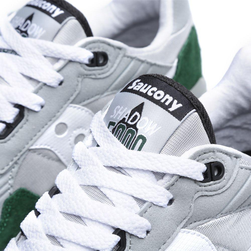 551b4efd2613 Saucony Shadow 5000 OG Premium Grey   Green