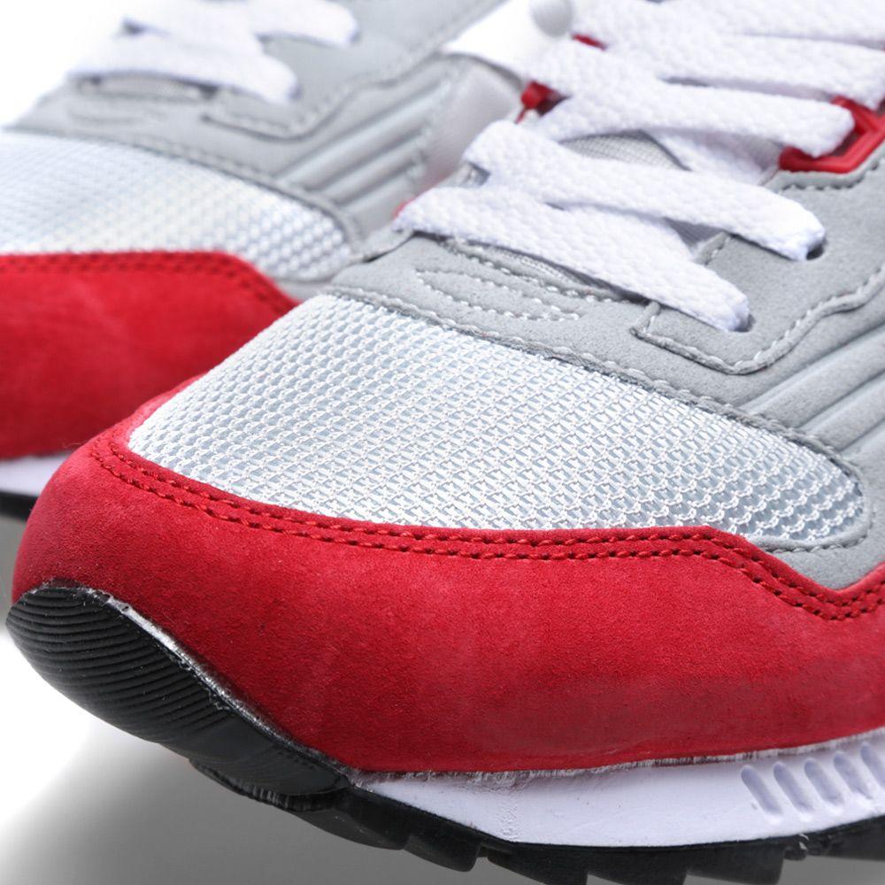 16f6367ba27f Saucony Shadow 5000 OG Premium Grey   Red