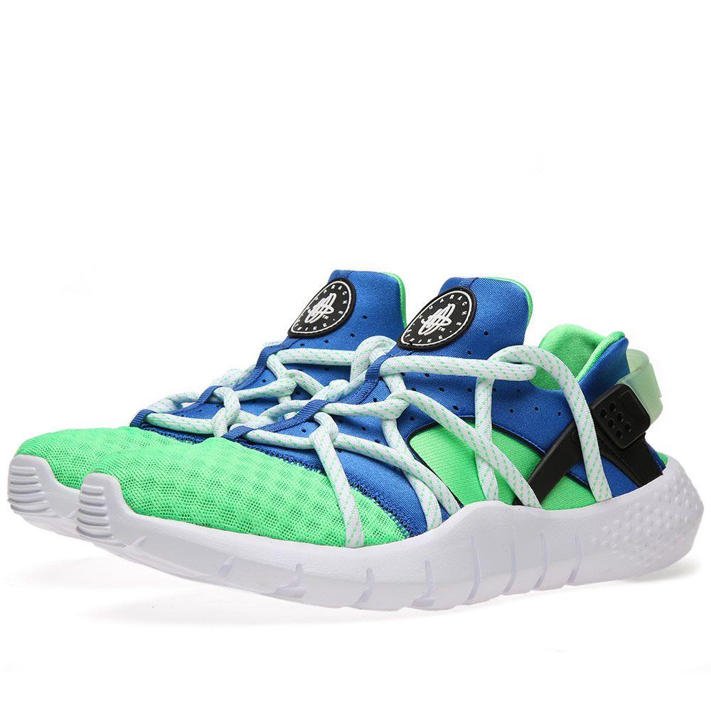 5a7c2492e3e437 Nike Air Huarache NM Poison Green