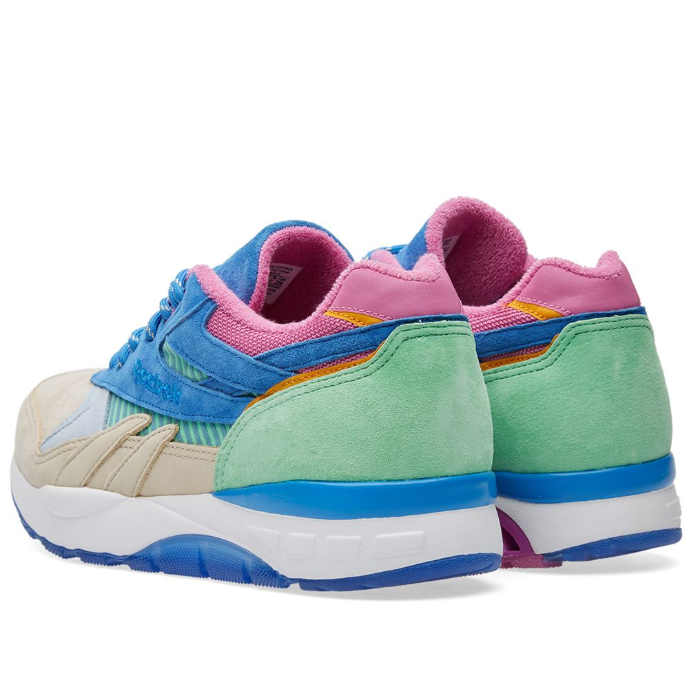 00532f65ff42 Reebok x Packer Shoes Ventilator Supreme Mint Glow   Ultraberry
