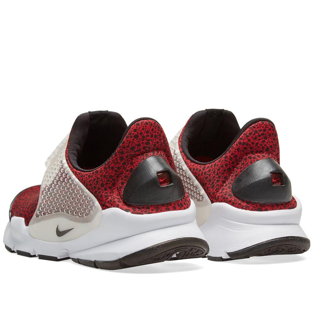 Nike Sock Dart QS Gym Red   Black  33c5c5ff7