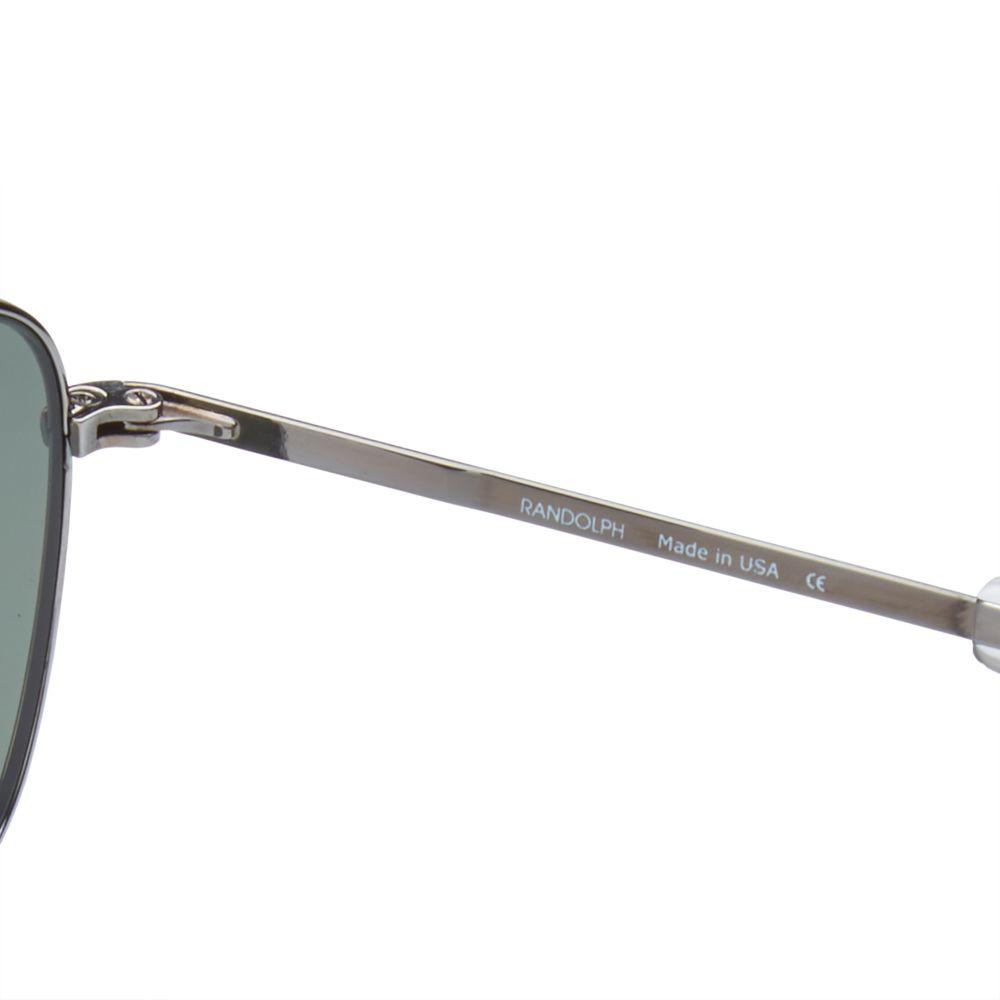 388d7258b32 Randolph Engineering Aviator Sunglasses Gun Metal   AGX