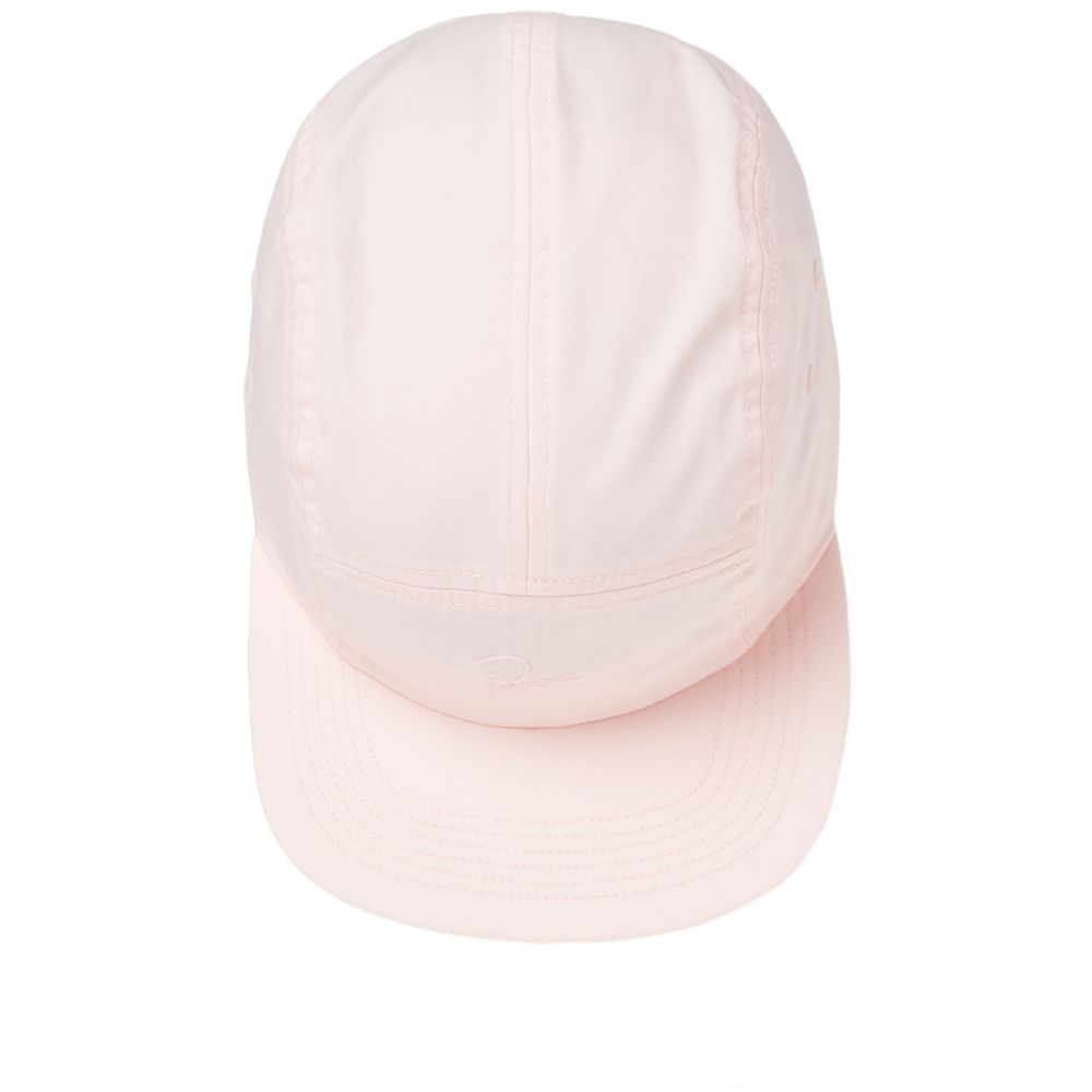 0a402676974 By Parra 5 Panel Signature Logo Volley Cap Pink
