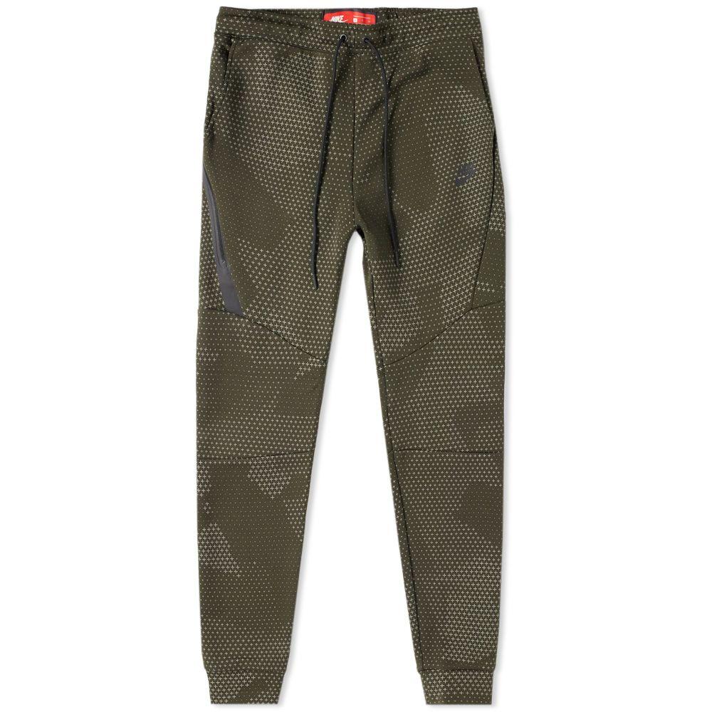 98604d778377 Nike Tech Fleece Pant GX 1.0 Sequoia   Black