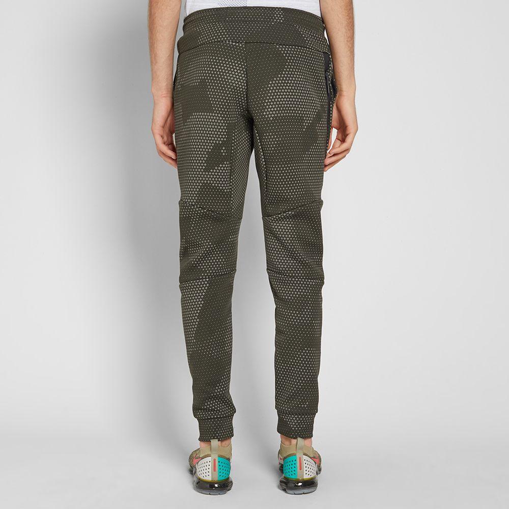 a582a1d7917d Nike Tech Fleece Pant GX 1.0 Sequoia   Black