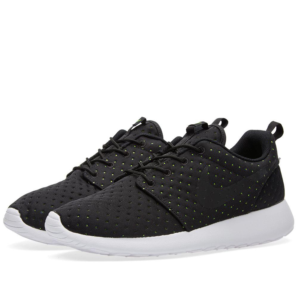 Nike Roshe One SE Black   Volt  33e294a1f01a