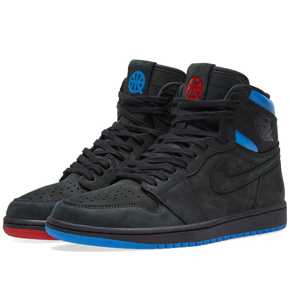 268b0a0871c Nike Air Jordan 1 Retro High OG Black