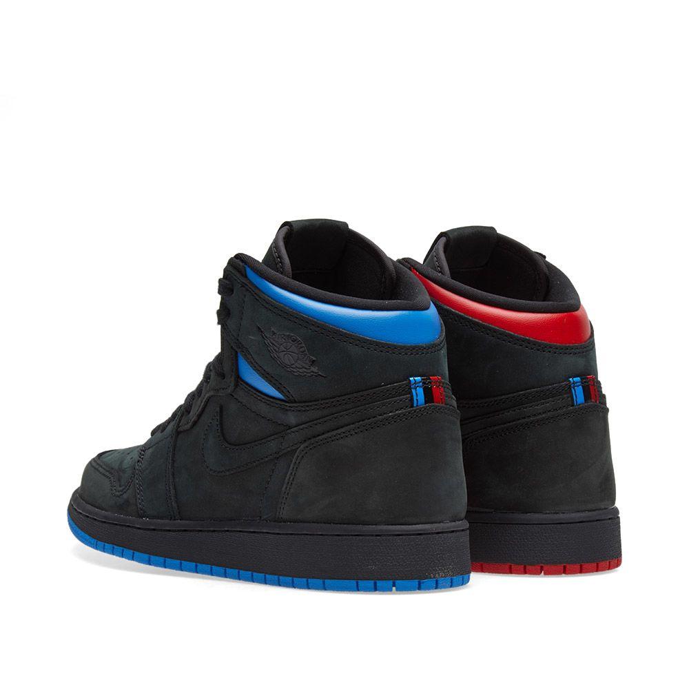 9c43978ad62 Nike Air Jordan 1 Retro High OG GS Black