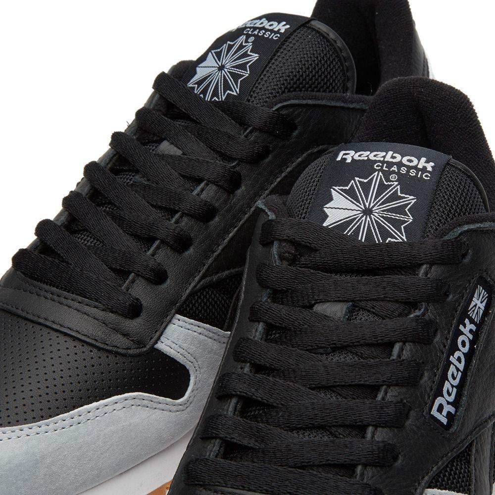 4b5405c9691 Reebok x Kendrick Lamar Classic Leather  Perfect Split . Black
