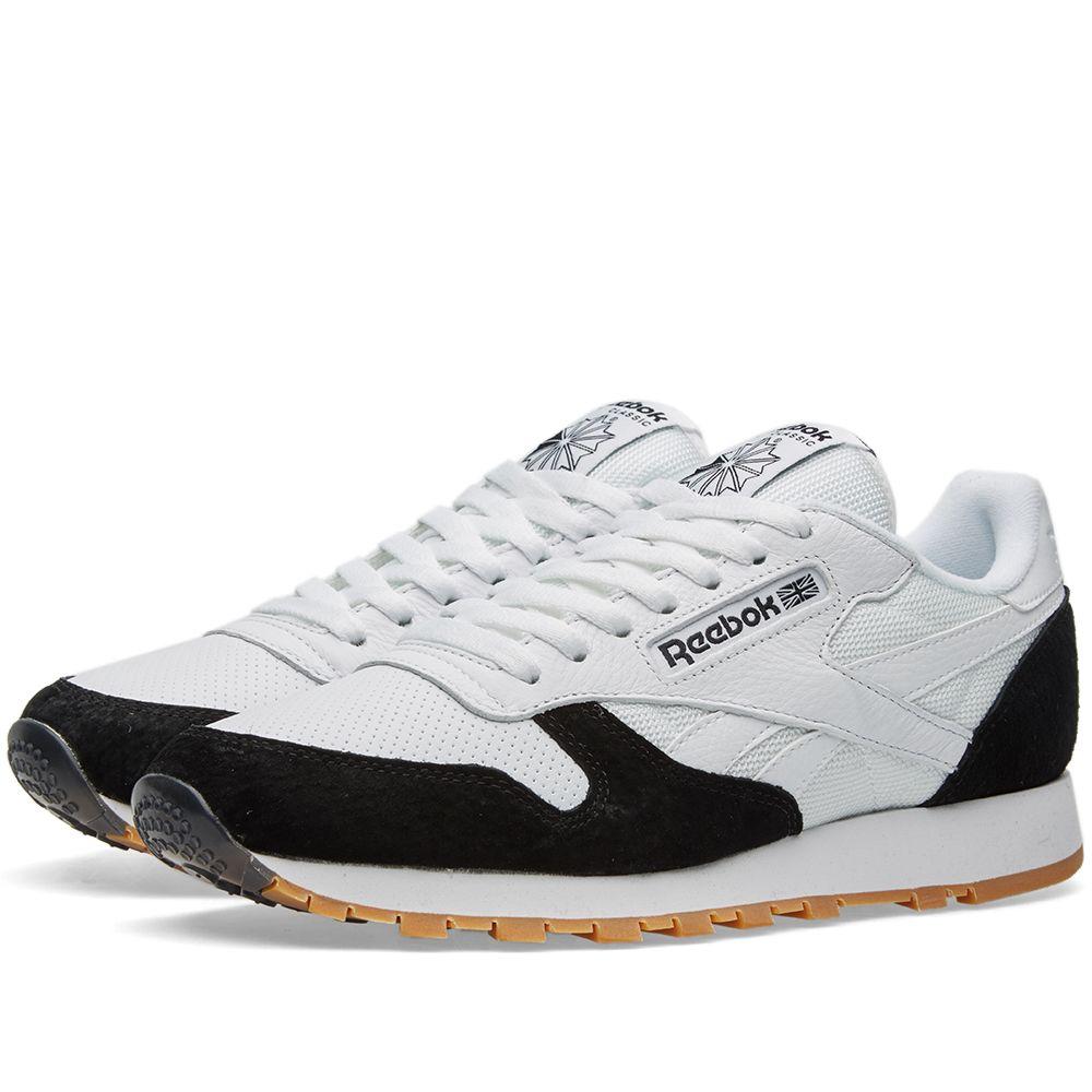 4377639d3d34 Reebok x Kendrick Lamar Classic Leather  Perfect Split  White