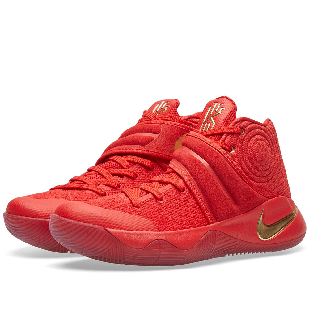 uk availability 512d0 39301 ... inexpensive nike kyrie 2 limited university red metallic gold end.  f1a13 fccb6