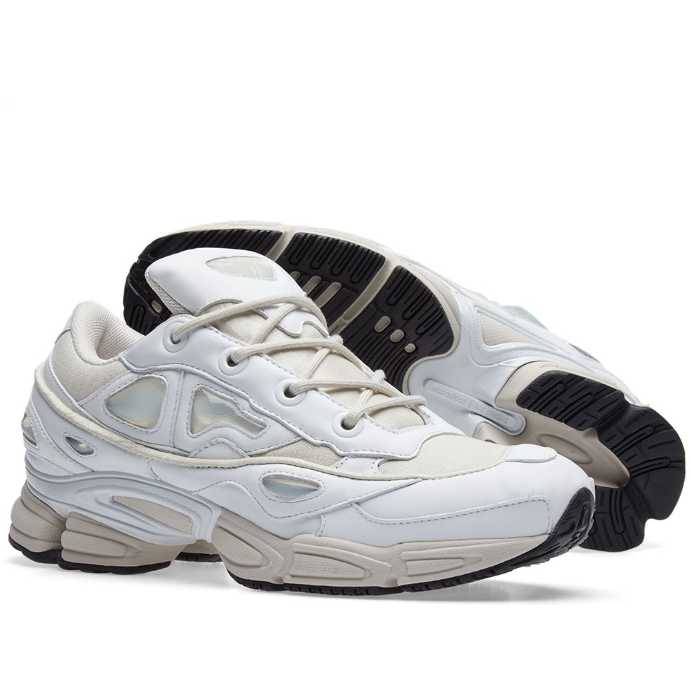 online store 5a898 a21bb Adidas x Raf Simons Ozweego III. White  Talc
