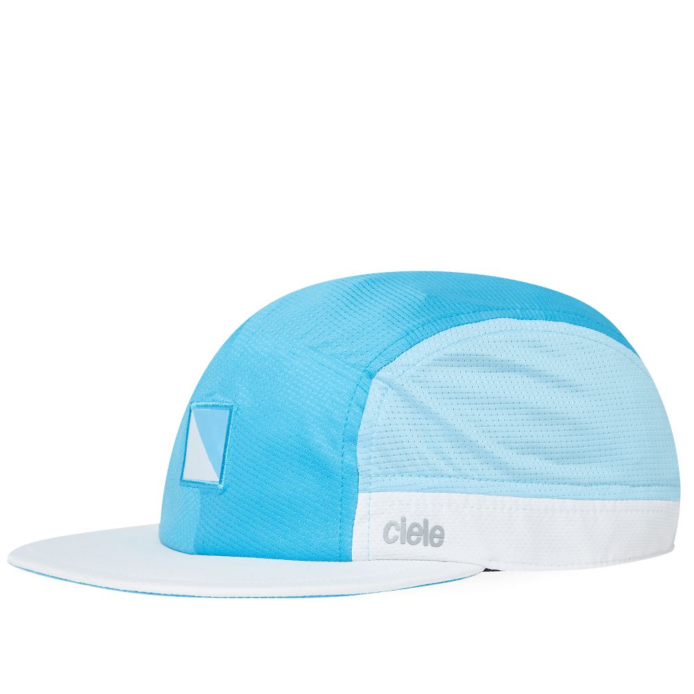 Ciele Athletics x Tracksmith LRCap Blue  5eacdf354c6